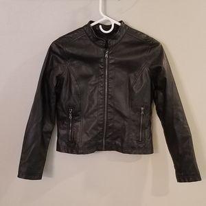 Black Rivet Jacket